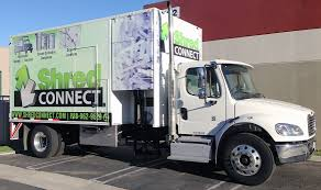 Vehicle Wrap Shred Connect Truck - Monster Image