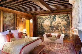 chambre dans un chateau bed breakfast château de bénéauville rooms and family suite