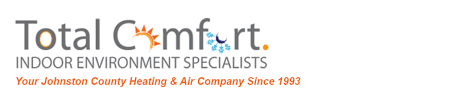 Total fort Heating & Air serving Johnston County