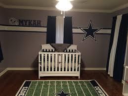 Dallas Cowboys Crib Bedding Set by Dallas Cowboys Nursery Dallas Cowboys Nursery Pinterest