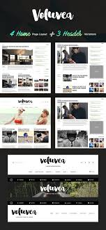 Voluvea - Home Design Blog Magazine By Hivipixel   ThemeForest 20 Best Three Column Wordpress Themes 2017 Colorlib Beautiful Web Design Template Psd For Free Download Comic Personal Blog By Wellconcept Themeforest Modern Blogger Mplate Perfect Fashion Blogs Layout 50 Jawdropping Travel For Agencies 25 Food Website Ideas On Pinterest Website Material 40 Clean 2018 Anaise Georgia Lou Studios Argon Book Author Portfolio Landing Devssquad