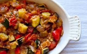 recette cuisine nicoise recette véritable ratatouille niçoise délicieuse économique et