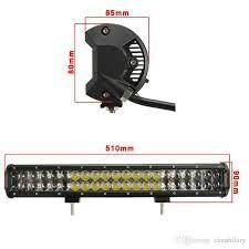 Osram 210w Led Light Bar 20 Inch froad Led Bar Headlight Car Led