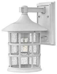 hinkley lighting freeport 1804 led 1 light led wall sconce