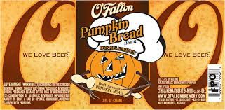 Ofallon Vanilla Pumpkin Beer by New Brew News June 26 2017 Saint Brewis