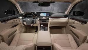 2014 Lexus LS 460 Review & Rating