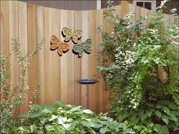 Butterfly Outdoor Wall Decor Awesome Interesting Outdoors Art Ideas Decozilla