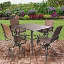 Ty Pennington Patio Furniture Palmetto by High Dining Patio Furniture Roselawnlutheran