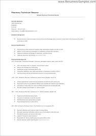 Pharmacist Resume Template Gallery Of Pharmacy Examples Awesome Sample Download