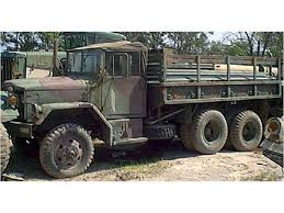 MILITARY 10 TON Military Truck For Sale Auction Or Lease Augusta GA ...