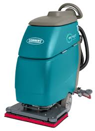 Tennant Floor Scrubber T3 by Janitorial Training Bruco University