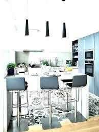 table de cuisine haute avec tabouret cuisine avec table haute bar cuisine design buffet bar cuisine
