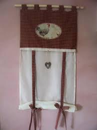 rideau de cuisine brise bise rideau brise bise style cagne motif galerie avec rideaux style