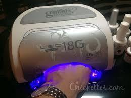 gelish 18g led l review chickettes soak off gel polish