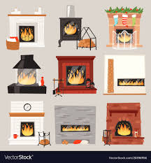 Fireplace Clipart Warm Fire