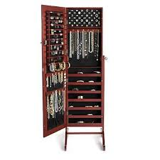 Mirrored Jewelry Box Armoire by 116 Best Armoire U0027s Jewelry Box U0027s Images On Pinterest Boxes Box