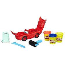 cars pate a modeler pâte à modeler playdoh flash mcqueen cars 3 jeux et jouets