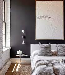 chambre gris la fabrique à déco peindre la chambre en noir ou en gris astuces