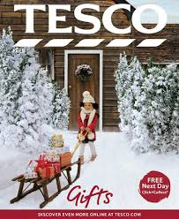 3ft Pre Lit Christmas Tree Asda by Tesco Christmas Gift Guide 2016 By Tesco Magazine Issuu