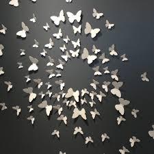 Butterflies Wall Decorations 25 Unique Butterfly Decor Ideas On Pinterest Diy Creative