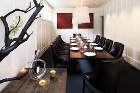 The Restaurant Private Dining Room