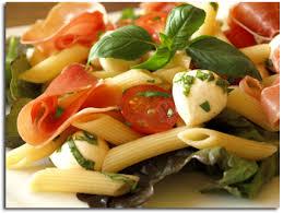 salade de pâtes à l italienne cookismo recettes saines