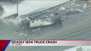100 Two Men And A Truck St Louis Mo Fatal Semi Crash In County