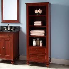 Tall Narrow Corner Bathroom Cabinet by Bathroom Vanity With Matching Linen Cabinet Small Corner Bathroom