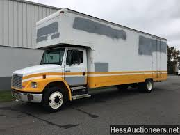 1999 FREIGHTLINER FL70 EXPEDITOR BOX VAN TRUCK FOR SALE #578746
