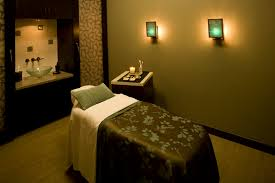 Spa Style Decorating Room And Decor On Treatment