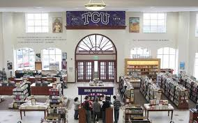 TCU Bookstore To Break Affiliation With Barnes & Noble | Fort ... Tcu Bookstore To Break Affiliation With Barnes Noble Fort Tcc Bookstores Under New Management This Semester The Collegian 12 Slowpaced Small Towns Near Austin Illinois Projects People Products Past Alive Melinda Bs Blog Harris County Public Library Lone Star Collegecyfair Royce Renfrew Tungsten_flight Twitter Online Bookstore Books Nook Ebooks Music Movies Toys Kimco Realty And Bookfair Night Our Seas Choir Rec And Nobles Stock Photos Images