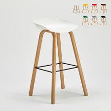barhocker barstuhl für esszimmer küche cafe holzeffekt towerwoodfarbe weiß einheit 1 stück höhe cm 75 breite cm 43 tiefe cm 42