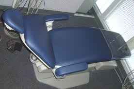 Dental Chair Upholstery Service by Sun Window Coverings
