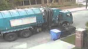Garbage Truck You Had One Job - YouTube