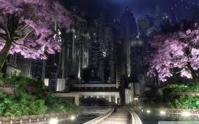 Gotham City Garden ❤ 4K HD Desktop Wallpaper for 4K Ultra HD TV