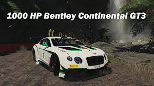 100 Bentley Truck 2014 Extreme Offroad Silly Builds 7 MSport Continental GT3 Forza Horizon 3