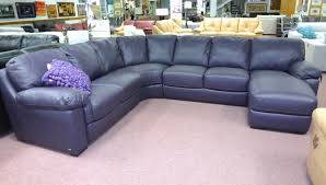 Italsofa Black Leather Sofa by Living Room Simple Design With Black Leather Sofa And Purple Set