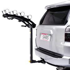 Bones Hitch 4-Bike Car Rack | Saris