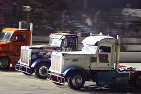 100 Big Trucks Racing Minimizers Bandit Rig Racing Series Gears Up For Second Season