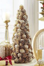 Buy Tall Skinny Christmas Tree And Diy Pine Cone Crafts That You Will Love