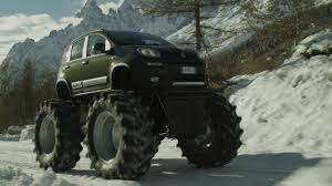Fiat Panda Monster Truck Photo Gallery - Autoblog
