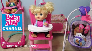 BABY ALIVE High Chair By You & Me + Real Surprises Doll Sophia + Snackin  Sara + Better Now Baby Little Tikes Pink Doll High Chair Child Size 24 Babykids Fisher Price Loving Family Dream Dollhouse Blue Baby Dolls Twins Highchair Twin Dinner Time Nenuco Annabell Cabbage Patch Kids Get A New You Me High Chair Unboxing Heather Lot Vintage 1940s Wicker Highchair Painted Levatoy Deluxe Chad Valley Baby Doll Car Seat Highchair And Bouncer In Worcester Park Ldon Gumtree Children Nursery For Barby Olivias World Modern Nordic Qvccom Toy Baby Details About Renwal Five Piece Nursery Set Plastic
