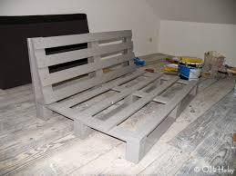 palette canapé ma chambre un canapé palette pour une chambre d ado
