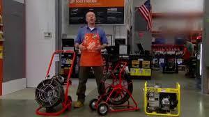 Tool Rental Plumbing Tools The Home Depot