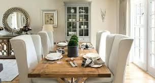 Farmhouse Dining Room Set Table Idea For Sale