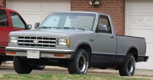 Chevrolet S-10 - Wikipedia, The Free Encyclopedia   Small Pickups ...