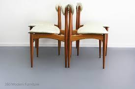 Patio Furniture Ebay Australia by Mid Century Chatley Teak Dining Chairs X 4 Vintage Retro Danish