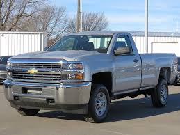 2017 Chevy Silverado 2500HD Work Truck 4X4 Truck For Sale Ada OK ...