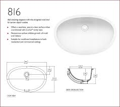 nantucket plus corian 810 sink bowl and more