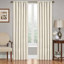 white ruffle blackout curtains wayfair